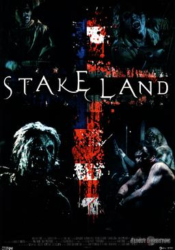 Обложка для Земля осиновых кольев / Земля вампиров /Stake Land/ (2010)