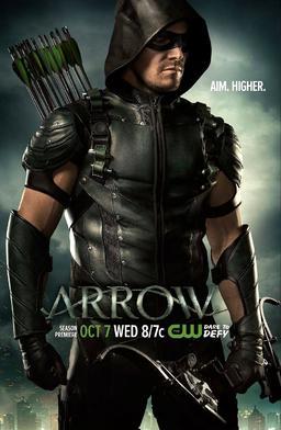 Обложка для Стрела (Сезон 4) /Arrow (Season 4)/ (2015)