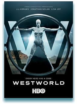 Обложка для Мир Дикого запада /Westworld/ (2016)