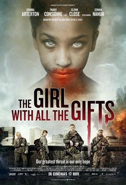 Обложка для Новая эра Z /The Girl with All the Gifts/ (2016)