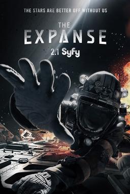 Обложка для Пространство / Экспансия (Сезон 2) /The Expanse (Season 2)/ (2017)
