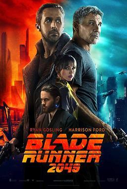 Обложка для Бегущий по лезвию /Blade Runner 2049/ (2017)