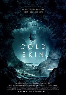 Обложка для Атлантида /Cold Skin/ (2017)