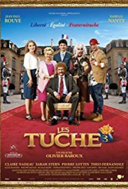 Обложка для 100 милионов евро 3 /Les Tuche 3/ (2018)