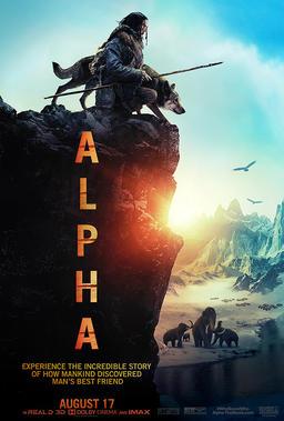 Обложка для Альфа /Alpha/ (2018)