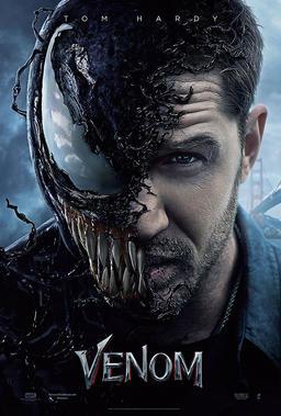Обложка для Веном /Venom/ (2018)