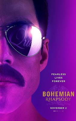 Обложка для Богемская рапсодия /Bohemian Rhapsody/ (2018)