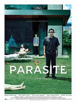 Обложка для Паразиты /Parasite Gisaengchung/ (2019)