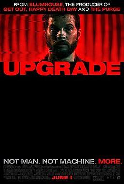 Обложка для Апгрейд /Upgrade 2018/ (2018)