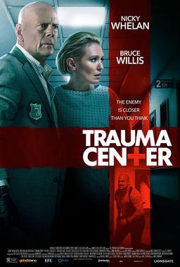 Обложка для Ночь в осаде /Trauma Center/ (2019)
