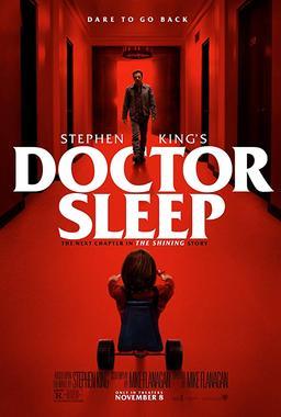 Обложка для Доктор Сон /Doctor Sleep/ (2019)
